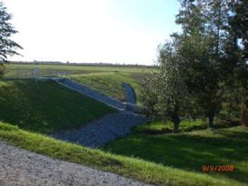 Hochwasserrückhaltebecken Gnaschwitz