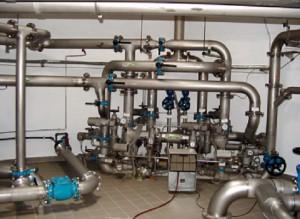 Wasserwerk Dürrhennersdorf (Kapazität: 1.280 m³/d)