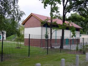 Wasserwerk Niesky (Kapazität: 4.000 m³/d)